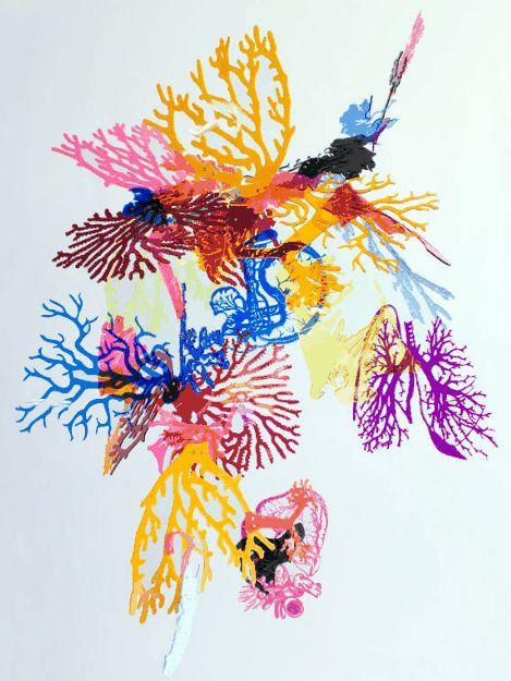 Jones Lisa, Morphing,laser cut acrylic,hanging,2009ScreenHunter_03 Feb. 06 19.28