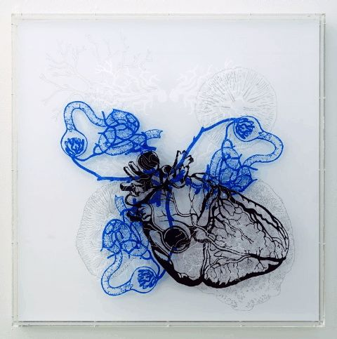 Jones Lisa,MorphingII,2009,laser cut acrylic and paperScreenHunter_01 Feb. 08 18.50
